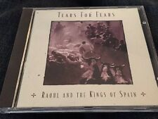 TEARS FOR FEARS RAOUL AND THE KINGS OF SPAIN CD Seeds Of Love U2 Brazil Edit Imp