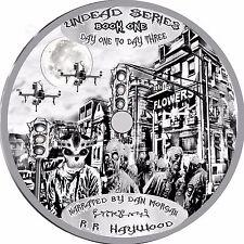 R.R. Haywood = The Undead Series 7 Unabridged audio books  on MP3 CDs