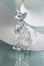 SWAROVSKI CRYSTAL SIAMESE CAT 5135918 MINT BOXED RETIRED RARE