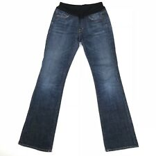 Citizens of Humanity Womens Jeans Belly Panel Boot Cut Maternity Size 29x34 USA