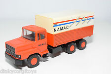 LION CAR DAF N2800 N 2800 TORPEDO NAMAC 1982 TRUCK EXCELLENT CONDITION