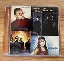 Bee Gees U2 Remmstein Promo Korean DJ-only CD Very Rare