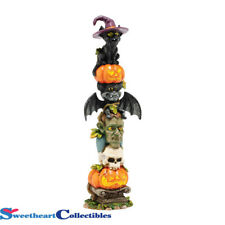Department 56 Halloween Village 4047597 Haunted Totem Pole
