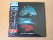 "THE ENID ""in the Region of the Summer Stars"" Le Japon MINI LP SHM CD"