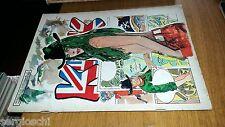 SGT KIRK # 14-AGOSTO 1968-MENSILE COMICS-MILTON CANIFF-EDIZIONE SERGENTE KIRK