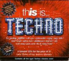 Various - This Is... Techno (2xCD, Comp + CD, Mixed + Bo CD 4043