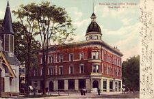 1908 BANK AND POST OFFICE BUILDING, RED BANK, N. J.