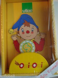 Money box bank  tirelire  OUI OUI   en bois VILAC 19 cm neuve en boite promotion
