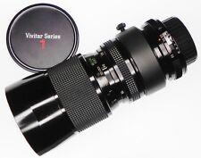 Vivitar Series 1 90-180mm f4.5 VMC Flat Field Zoom Nikon mount  #22800302