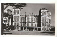 Derbyshire Postcard - Hardwick Hall - Chesterfield - The West Front - Ref 959A
