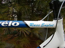 "Custom Name Bike Decals 3/4"" x 5"""