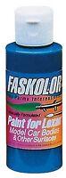 FasBlue 2 oz Parma Faskolor Airbrush paint PAR40004  Blue