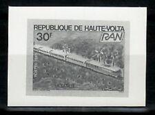 Photo Essay, Burkina Faso Sc568 Train, Locomotive.