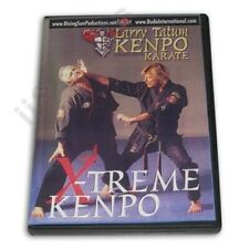 X-Treme Ed Parker Kenpo Karate Dvd Larry Tatum empty hands knives staff weapons
