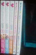 My Girlfriend's a Geek 1-3 Lot of 5 Manga, 16+, English