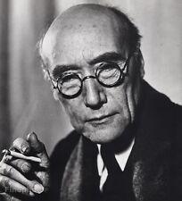 1934 Vintage 16x20 ANDRE GIDE France Author Writer Literature ~ PHILIPPE HALSMAN