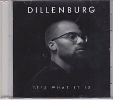 Dillenburg-Its What It Is Promo cd single