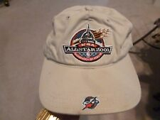"""NBA All Star Game  Hat/Cap 2001 """"Washington DC"""" wizards - Official Licensed/Puma"""