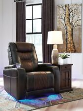 Ashley Furniture Composer Brown Power Recliner Chair