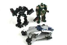 Transformers Lot of 3 2000's Side Swipe Hound Decepticon