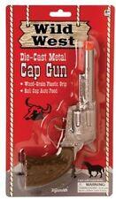 Wild West Cap Gun Diecast Metal Toysmith 2008