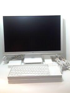 Apple Cinema HD - Wireless Keyboard & Mouse - Mac Mini SSD
