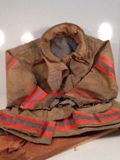 Firefighter bunker gear. Securitex& Globe turnout jacket and pants Cob County