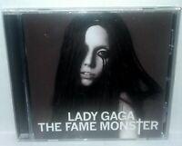 Lady Gaga The Fame Monster CD 2009 Streamline 80013872-02