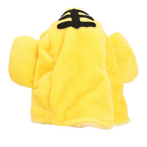 Cotton Yellow Headwear Funny Pet Costume Hat Cat Cloth Photo Props for Cat