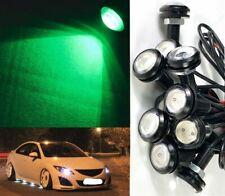 10X 9W Green LED Eagle Eye DRL Car Lamps Fog Running Ground Puddle Lights K1