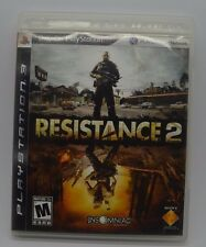 Resistance 2 PS 3 Game Play Station 3 #3