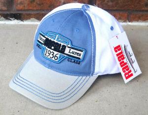 RAPALA Fishing Lures 1936 Cotton Twill Adjustable Baseball Hat Cap New Free Ship