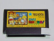Famicom Kunio-kun Downtown Nekketsu TJC-NK (cartucho/cartridge)