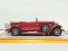 Ilario Mercedes-Benz 770K «Grosser» W07 Cabriolet 1931 1:43 (Il081)