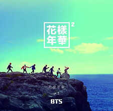 BTS [In The Mood For Love pt.2] Kayo Nenka Japan Edition (CD+DVD) From JAPAN