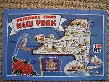 POSTCARD - NEW YORK - USA