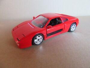156H Toy 1:24 Ferrari 348 Very Good Red