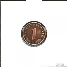 Deutsches Reich Jägernr: 361 1939 D sehr schön Bronze 1939 1 Reichspfennig Reich