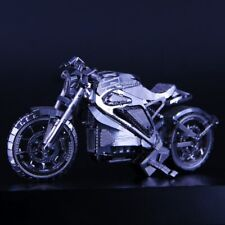 DIY Puzzle 3D Metal Assembly Model Motorcycle Learning Education Toys