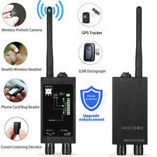 Anti Spy RF Signal Detector Bug Detector for GPS SPY Monitor Detector GSM
