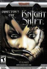 Knight Shift Directors Cut (RPG PC Game) a unique, living world of fantasy