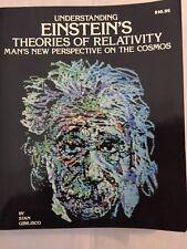Understanding Einsteins Theories of Relativity Mans New Perspective On The Cosmo
