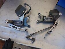 Aftermarket Rear Sets Dan Moto  F4i CBR600 F4i 01-06 honda #Q16
