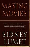 MAKING MOVIES - LUMET, SIDNEY - NEW PAPERBACK BOOK (0679756604)