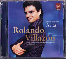 Rolando VILLAZON: GOUNOD MASSENET Le Cid Manon Faust Polyeucte CD Natalie DESSAY