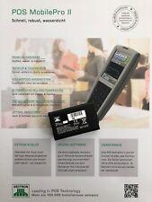 VECTRON original Akku MobilePro B30 + NEU + mit Garantie des Herstellers