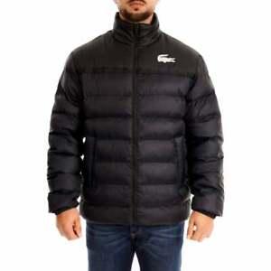 Lacoste Mens Sport BH1549 Jacket (Black)