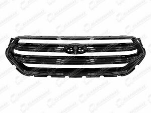 Front Grill Grille Black For FORD KUGA 2017-