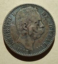 2 Lire - Regno d'Italia - 1883 - Umberto I°