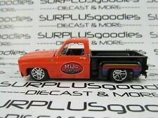 M2 Machines 1:64 LOOSE Custom 1979 CHEVROLET SILVERADO Squarebody SHOP TRUCK #2